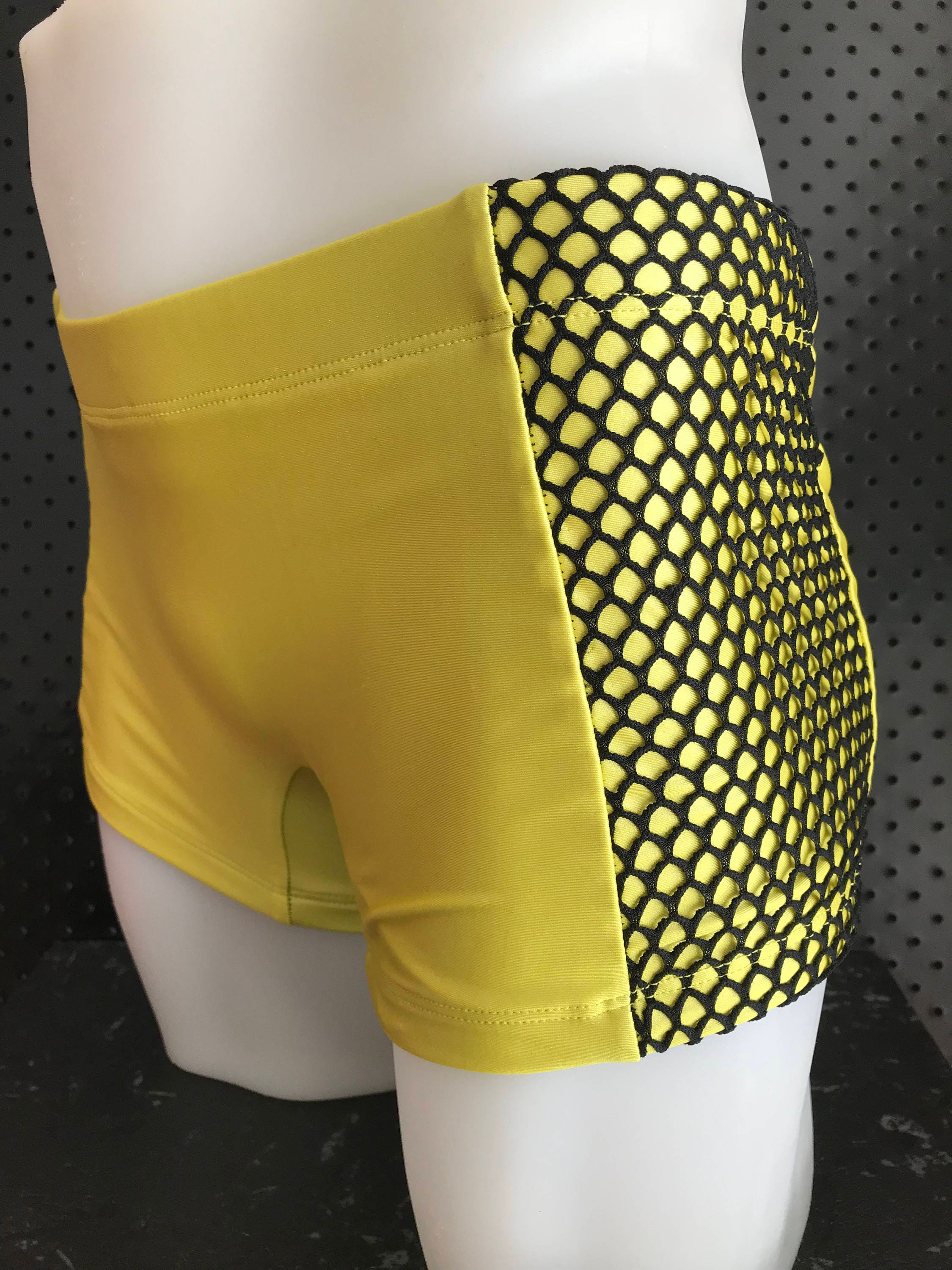 c609335210 INTRODUCING our Mens euro swim truck brand: ROGUEswim ** REBELyell/BLACK  fishnet mesh paneled swim short. gallery photo gallery photo gallery photo  ...