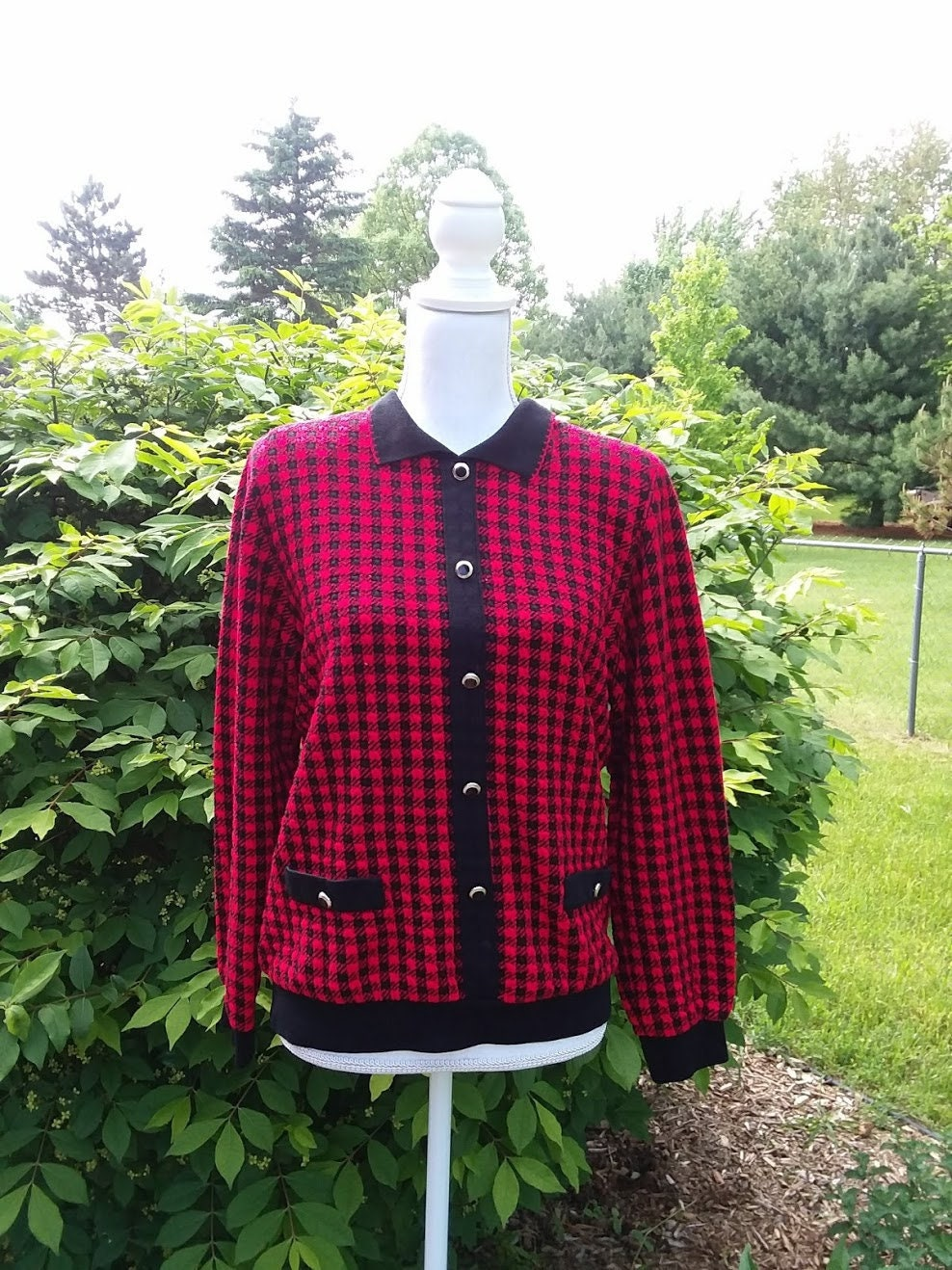 ALFRED DUNNER 80/'s Sweater