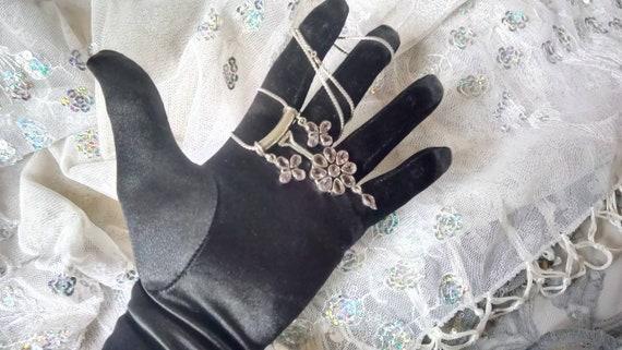 Amethyst Pendant/ Amethyst Necklace/ Amethyst Clu… - image 3
