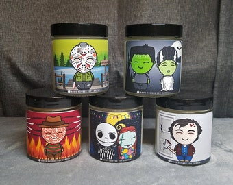 Horror Candles