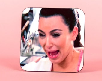 Kim k crying | Etsy