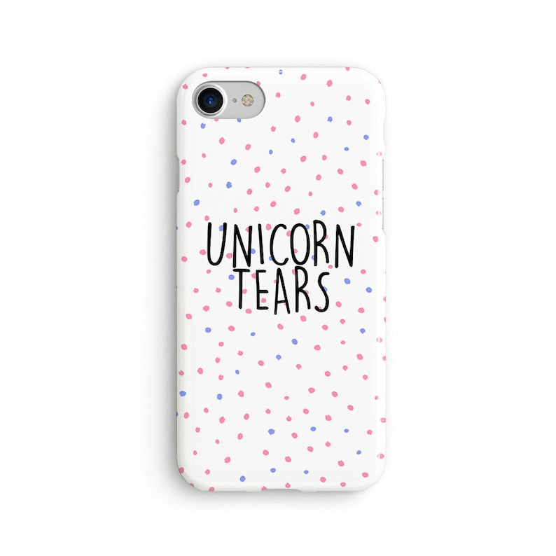 iphone 6 plus unicorn tears case