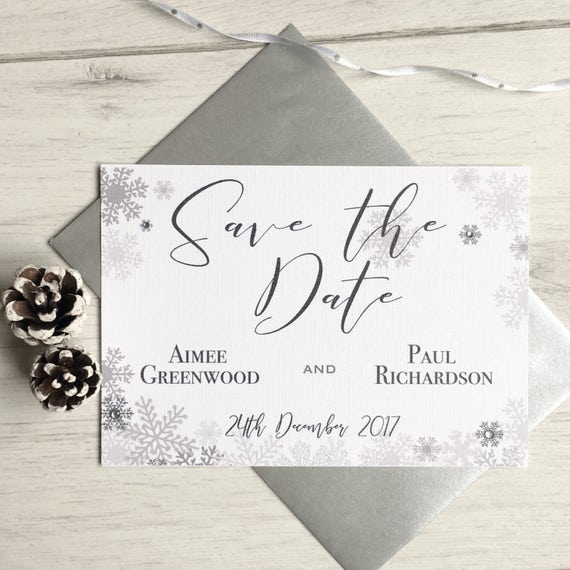 Christmas Save The Date Cards.Christmas Winter Wedding Save The Date Cards Snow Wedding Invitation Winter Save The Date Winter Wedding Invitation Winter Save The Date