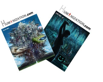 First Two Issues of Humanization.com - Issue 1 and 2