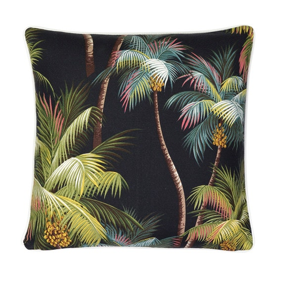 Exceptionnel Cushions In Bulk With Discount Tropical Cushions Palm Trees | Etsy