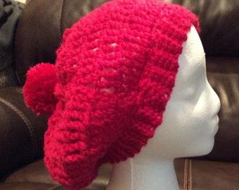 Ladies Slouch Hat