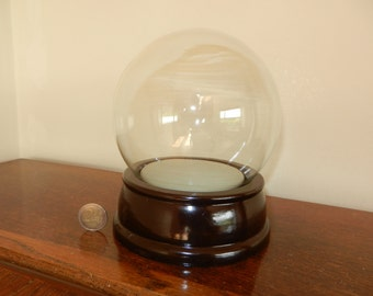 30% off 150mm 'Craft Standard' Large Snow Globe Kit (scuffs or scratches, small airbubble - ideal for craft groups )