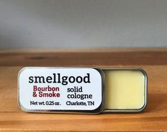 Smellgood Solid Cologne and Perfume