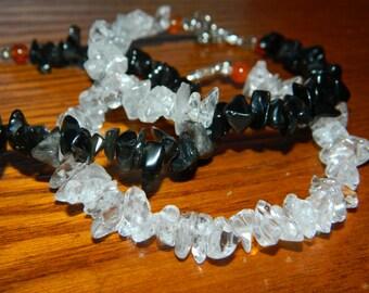 YinYang Trio Bracelet Set