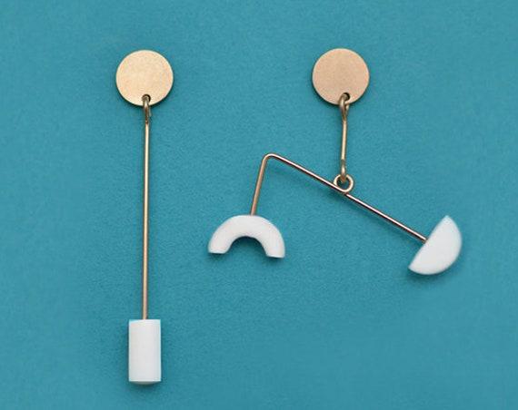 Boucles d'oreilles Mobile 2