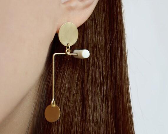 Boucles d'oreilles Mobiles 1