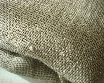 Rustic linen throw blankets beadspread linen summer duvet linen coverlet  by Luxoteks