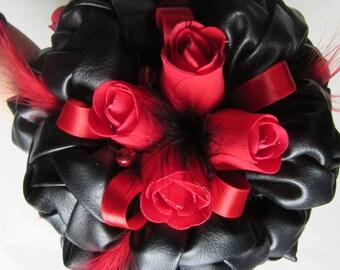 Dark love bouquet