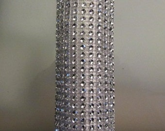 Bouquet handle holder (rhinestone effect)
