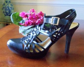 cda00e05fdf5 Vintage Ralph Lauren Leather Women s Shoes