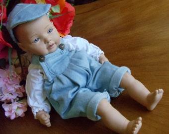 6bae16d202c Vintage Heidi Ott Doll Boy