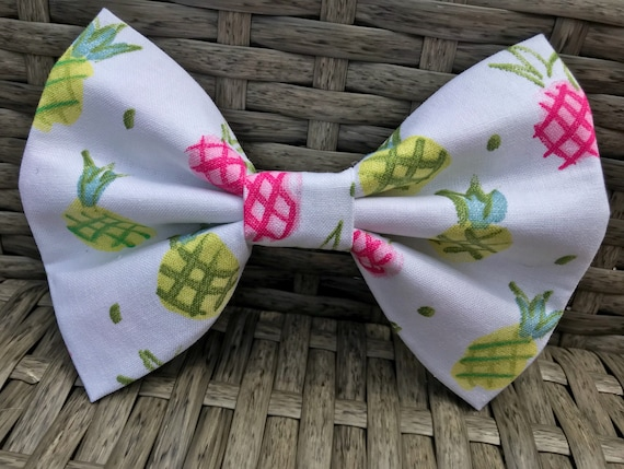 Ananas tropical Collier noeud