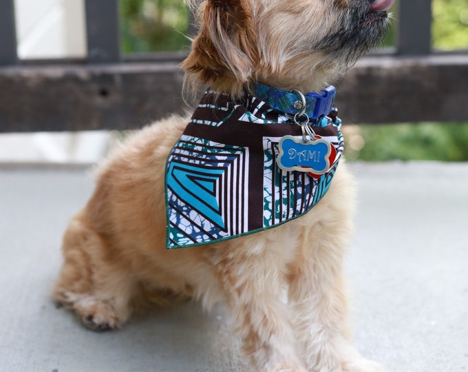 Puppy Bandana, Dog Bandana, Pet Neckwear, Dog Clothing