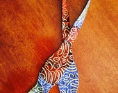 African Bow Tie, Self-Tie African Bow Tie, Unique Bow Tie, Ankara bow tie, Bow Tie for Men, Bow Tie for Women, Bow Tie