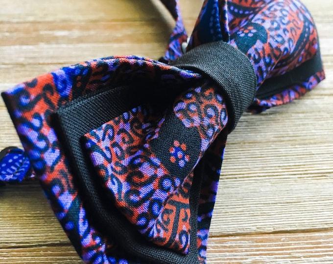 African bow tie, Ankara bow tie, wedding bow tie, blacktie event, mens bow tie, kids bowtie