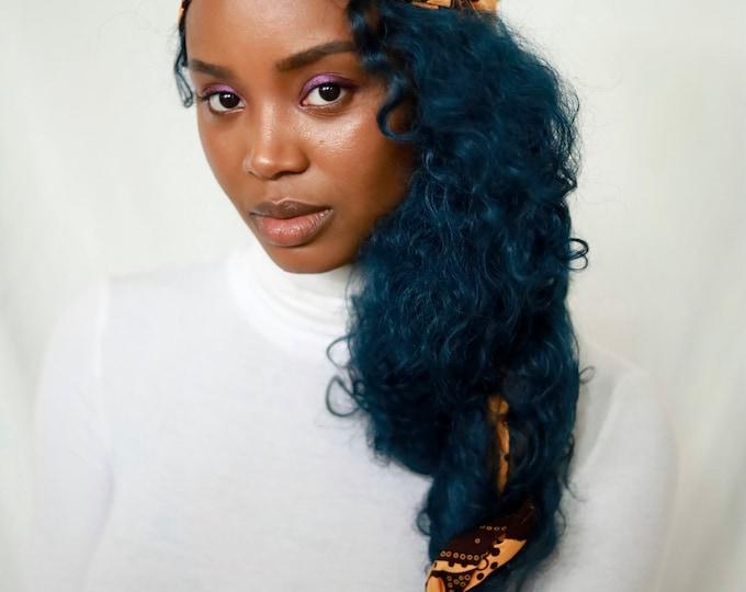 Turban Wax, African Headwrap, Women's Headwrap, Women's Scarf