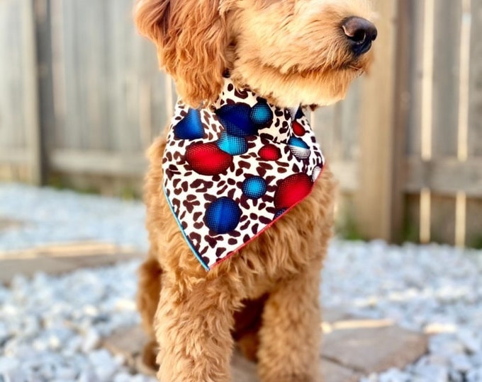 Dog Bandana, Pet Bandana, Christmas Gifts, Pet Neckwear, Puppy Clothes, Puppy