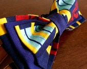 African bowtie, African print, Red bow tie, Blue bow tie, mens bow tie, Yellow bow tie, ankara bow tie, boys bowtie