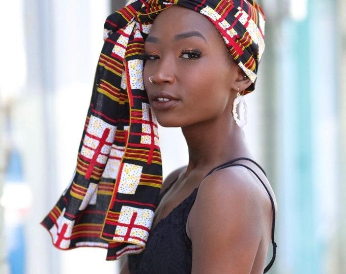 Turban Wax, African Headwrap, Women's Scarf, Kids Headwrap, Headwraps for Women
