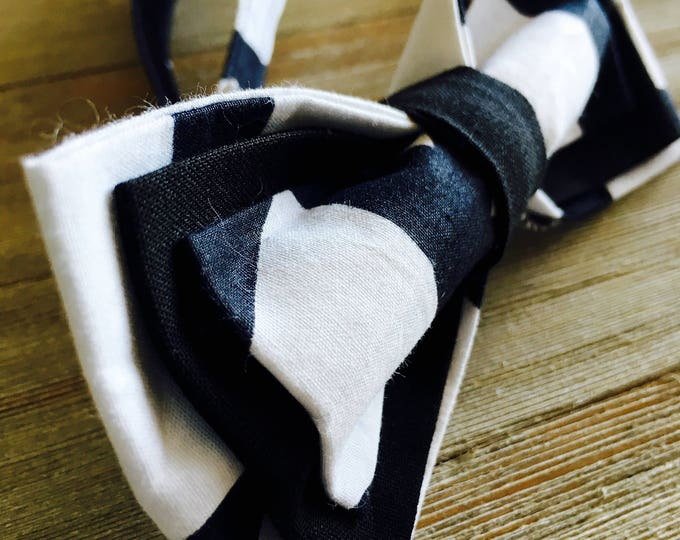 African Bow tie, boys bowtie, mens bowtie, Black bow tie, white bow tie, black and white bow tie, ankara bow tie, african clothing
