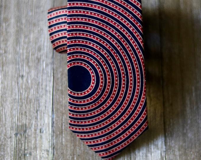 African Fabric Necktie, Ankara Necktie, Men's Tie, Christmas Gifts