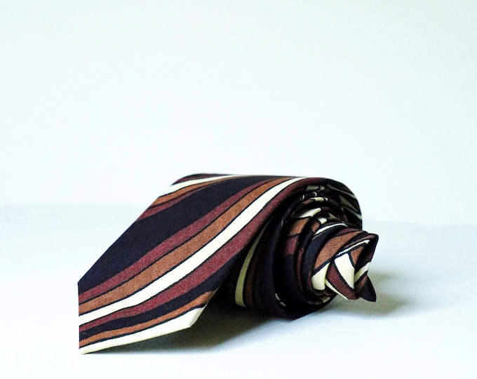 Ankara Necktie, African Fabric Necktie, Groomsmen's Tie, Father's Day Gifts, Men's Gift, African Clothing, Father's Day Gifts