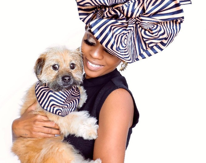 Turban Wax, African Headwrap, Christmas Gift, Gifts For Women, Kids Headwrap, Turban Headwrap