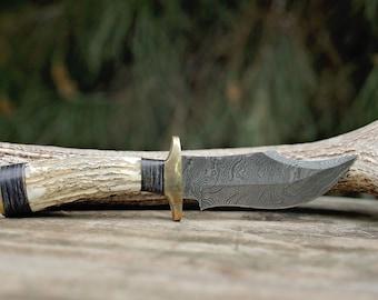The Serengeti - Antler Knife, Hunting Knife, Perfect gift for Men