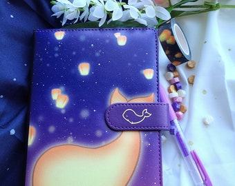 B6 Notebook: Lantern Beluga Whale