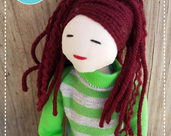 Handmade Cute best friend doll