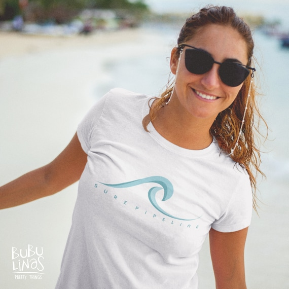 Surf Pipeline Women's Relaxed T-Shirt