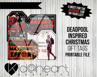 Maximum Effort Deadpool Marvel Quotes Personalised Pen Gifts