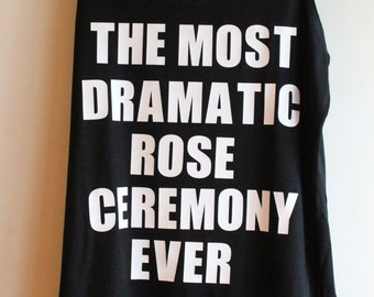 The Bachelor Show, The Most Dramatic Rose Ceremony Ever, Homemade, The Bachelorette Show, The Bachelorette TV Show, Rose Ceremony