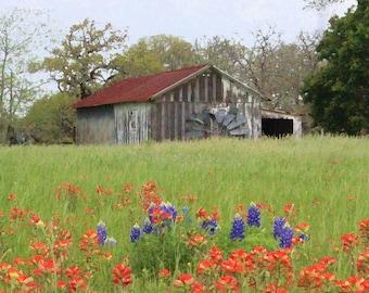 Framed old wooden barn, fine art photograph, photography print, barn photo, landscape photography, whimsy photo, rustic barn
