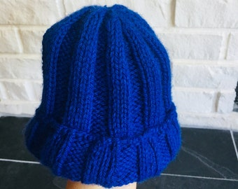 Baby's Striped Hat