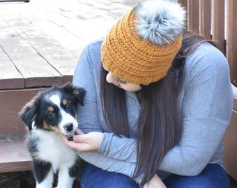 Crochet beanie pattern- crochet pattern-crochet hat pattern- crochet fall pattern- crochet- pattern