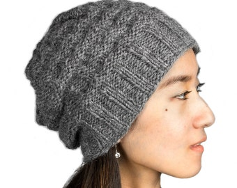 Hand Knitted Hat 80a64ae2cfb