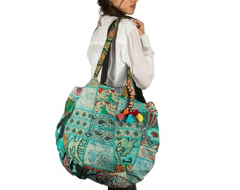 0c32ab5483 Colorful tote bag