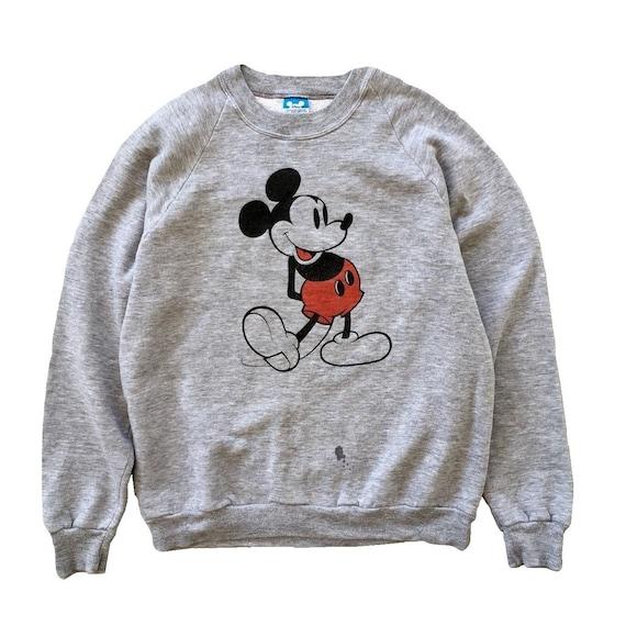 Vintage 90s Mickey Mouse Sweatshirt Crewneck Micke