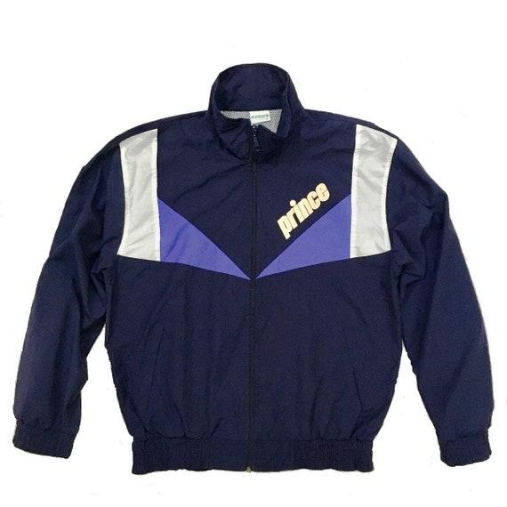 Vintage 90s Prince Jacket Prince Vintage Windbreak
