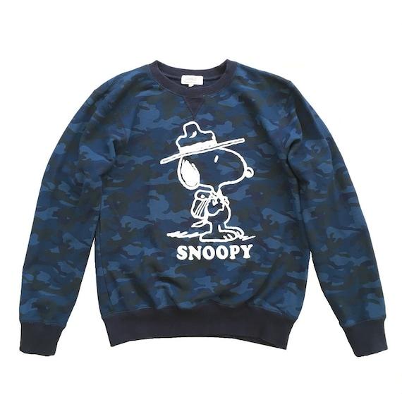 Vintage Peanuts Snoopy Sweatshirt Crewneck Peanuts
