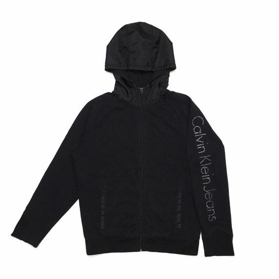 Y2K Vintage Calvin Klein Hoodie Calvin Klein Sweat