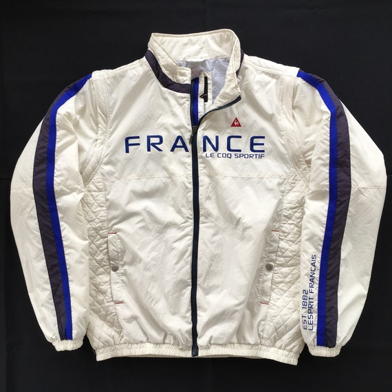 Vintage Le Coq Sportif Jacket Le Coq Sportif Windb