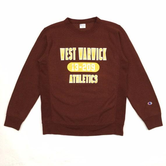 Vintage 90s Champion Sweatshirt  Champion Crewneck