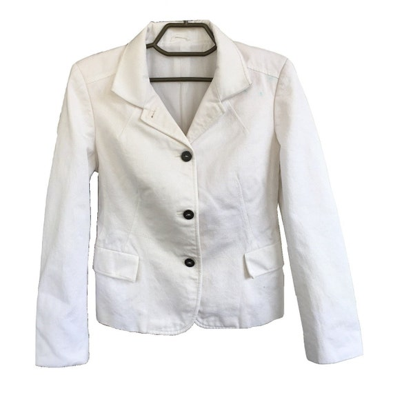 Burberry Jacket, Burberry Coat, Burberry Blazer, Burberry London Made In Italy Women's Size S M